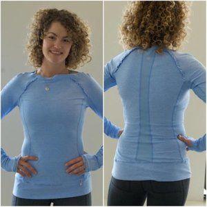 Lululemon Full Tilt long sleeve pullover top 12